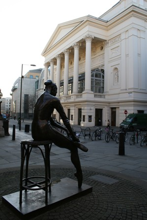 The Royal Ballet: musical theatre?